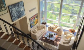 For Rent 5 Bedroom – Pacific Plaza Towers BGC